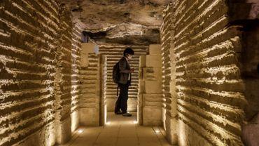 Egypte: la plus vieille pyramide encore debout rouvre après rénovation