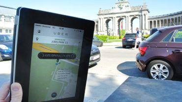 La Justice bruxelloise a interdit Uber