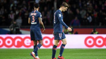Paris prend une raclée (5-1) contre Lille, but contre son camp et blessure pour Meunier
