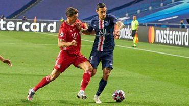 Final Football UEFA Champions League FC BAYERN MUENCHEN - PARIS ST. GERMAIN (PSG)