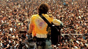Pour le premier Woodstock, du 15 au 18 août 1969, environ un demi-million de personnes avaient fait le déplacement.