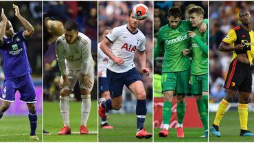 Dans les chiffres des Diables du lundi 24 février, la rédaction épingle Vincent Kompany, Eden Hazard, Jan Vertonghen, Adnan Januzaj et Christian Kabasele.