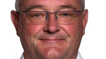 Pascal De Handschutter, tête de liste du parti PS - MAJORITE COMMUNALE à Lessines