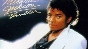 Couverture de Thriller