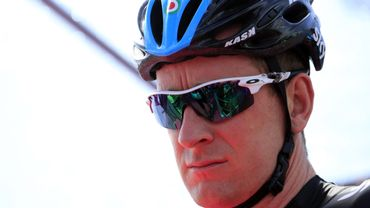 Giro: Wiggins déclare souffrir d'une infection pulmonaire