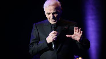"""Charles Aznavour va recevoir une étoile sur le """"Walk of Fame"""" d'Hollywood"""