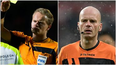 Footgate: les arbitres Bart Vertenten et Sébastien Delferière suspendus