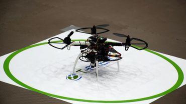 "Le drone ""T-Frend"""