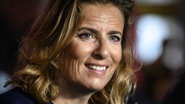 """La réalisatrice de """"LOL"""" Lisa Azuelos est venue présenter son nouveau film, """"Mon bébé"""", au Festival de comédie de l'Alpe d'Huez."""