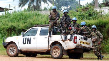 RDC: un rapport de l'ONU propose un retrait des Casques bleus sur trois ans