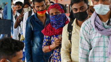 Apparition d'un nouveau variant en Inde : faut-il s'en inquiéter ?