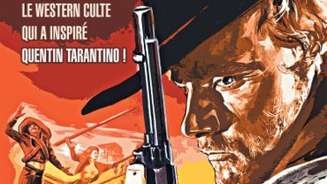 "Le western spaghetti ""Django"" avait inspiré ""Django Unchained"" de Quentin Tarantino"