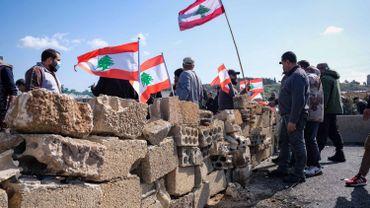 """Liban: """"journée de la colère"""" sur fond d'une nouvelle dégringolade monétaire"""