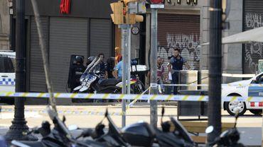 Attaque à Barcelone: un suspect identifié, selon le syndicat de police espagnol
