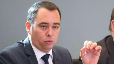 Maxime Prévot, vice-président du gouvernement wallon