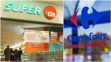 Comment GB est devenu Carrefour: retour sur la disparition d'un symbole belge (vidéos)