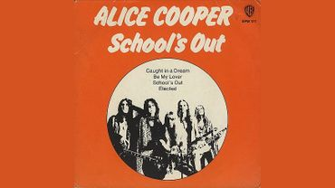 Alice Cooper ''School's Out''