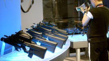 La Wallonie vend toujours plus d'armes