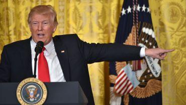 Confronté par un journaliste, Donald Trump refuse de voir la vérité en face (vidéo)