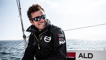 Jonas Gerckens honoré par la fédération francophone de yachting