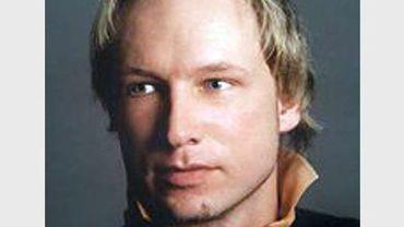 Anders Behring Breivik (photo postée sur Facebook)