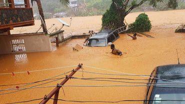 Sierra Leone : des glissements de terrain meurtriers à cause du changement climatique