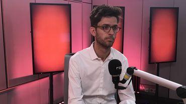 Renaud Vercaemst est l'avocat du collectif Vélo Dossier
