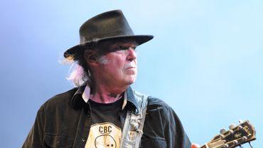 """Neil Young et """"Promise of the Real"""" entameront en juillet une tournée dans tous les Etats-Unis"""