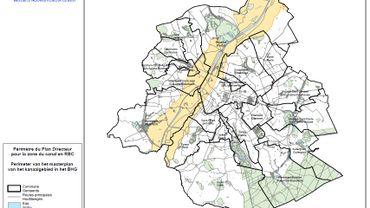 Bruxelles: les grands défis de la zone du canal