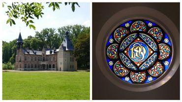 Le château Ter Meeren, à Sterrebeek, est en vente.