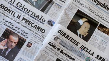 Démission de Silvio Berlusconi: le Cavaliere vers la case prison?