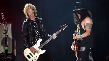 Un nouveau Guns N'Roses ?