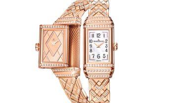 """La nouvelle montre """"Reverso One Duetto Jewelry"""" de Jaeger-LeCoultre"""