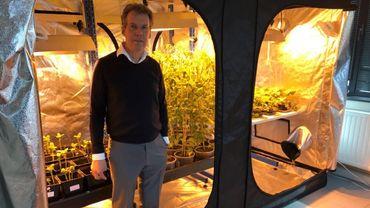 Thierry Picaud est le CEO de Medinbio.