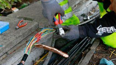 Vol de câbles et vandalisme sur la ligne Namur-Bruxelles: de fortes perturbations sont attendues