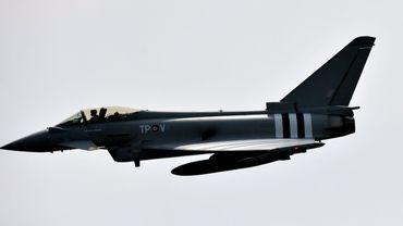 L'Eurofighter ou Typhoon.