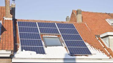 La Région wallonne doit se démener constamment pour gérer l'abondance de certificats verts engendrée par l'installation de panneaux photovoltaïques