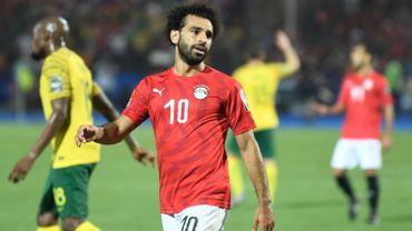 L'Egypte de Mo Salah éliminée dès les huitièmes de la CAN par l'Afrique du Suf