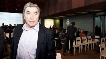 Eddy Merckx vient de bénéficier d'un non-lieu, pour prescription dans un dossier de corruption