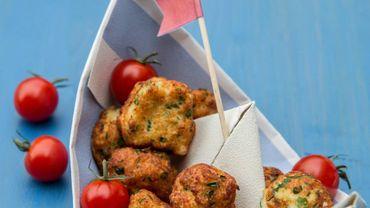 Fishcakes d'églefin