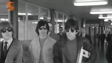 Les Rolling Stones à Bruxelles