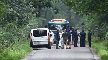 Silvio Aquino a été abattu sur la route dans les bois d'Opglabbeek
