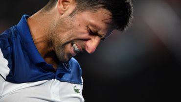 Novak Djokovic continue sa chute au classement ATP