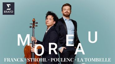 Le choix musical de Musiq'3 : Edgar Moreau et David Kadouch - Reinoud van Mechelen et A Nocte Temporis -