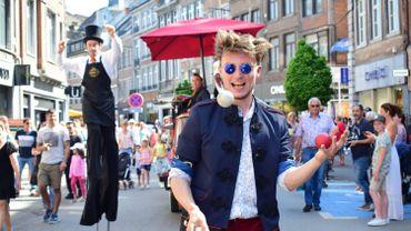 240 000 personnes avaient assisté à la 24e édition de Namur en mai en 2019