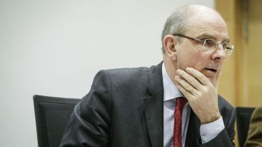 Koen Geens, ministre de la Justice