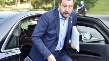 Asile et migration: le gouvernement italien obtient la confiance pour une loi sécuritaire de Salvini