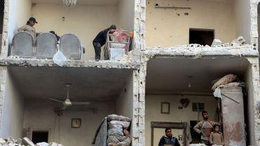 """Syrie: Alep risque d'être """"la prochaine Srebrenica"""", redoutent des ONG"""