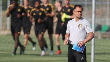 Johan Walem quitte son poste d'entraîneur des U21 pour devenir coach de Chypre