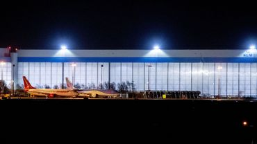 """Une situation """"suspecte"""" à bord d'un avion à l'aéroport de Schiphol"""